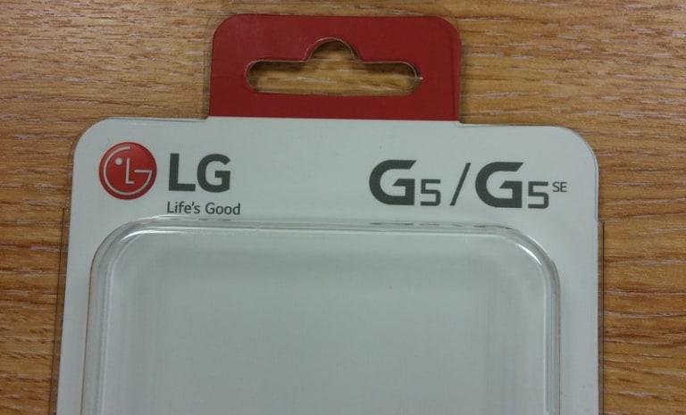 Una Quick Cover svela le forme di un futuro LG G5 SE (foto e video)