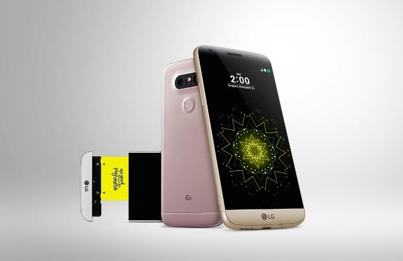 LG si è fermata per le vacanze: in arrivo la patch di luglio per G5 a marchio Vodafone (foto)