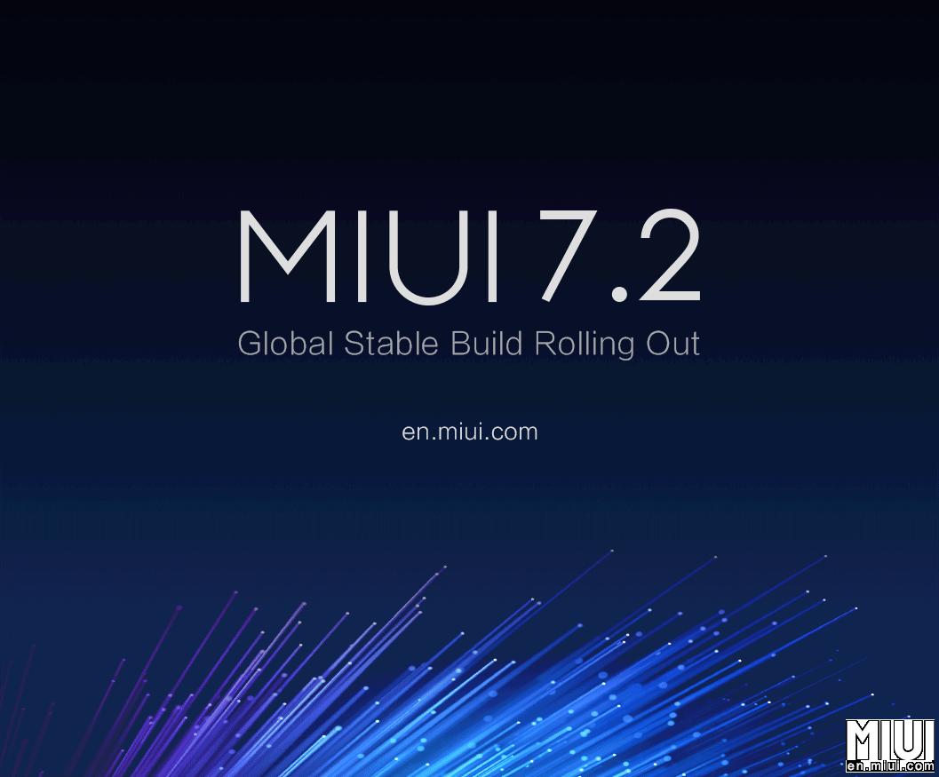 MIUI 7.2 stabile disponibile nella versione internazionale