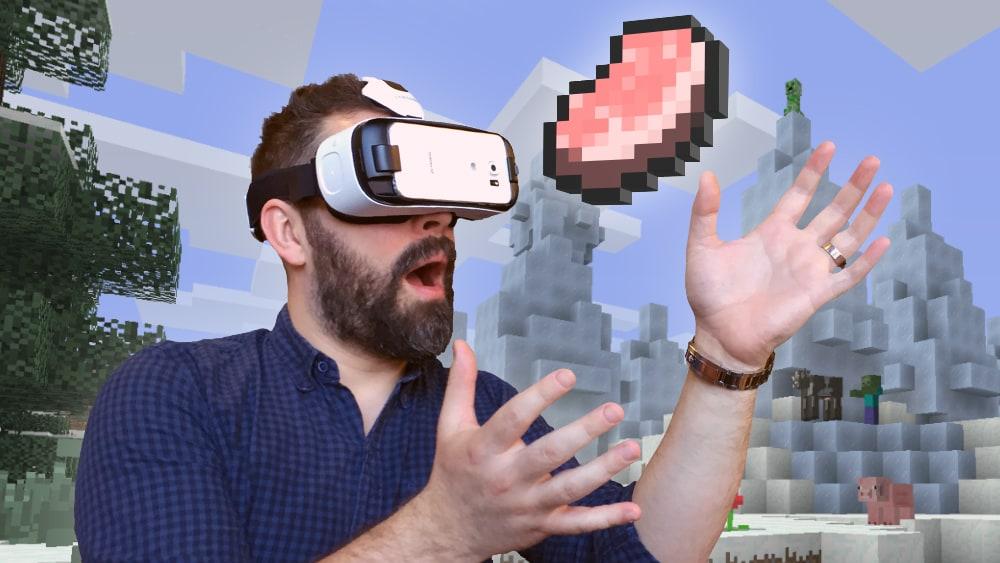 Gear VR: ad aprile un milione di persone dentro la realtà virtuale di Samsung