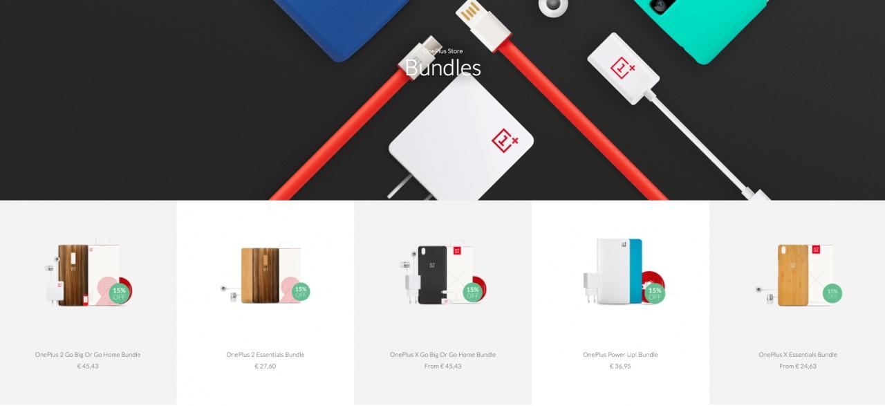 Se siete alla ricerca di accessori OnePlus, approfittate di questi bundle