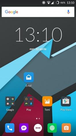 OnePlus One Cyanogen OS 13 - 1