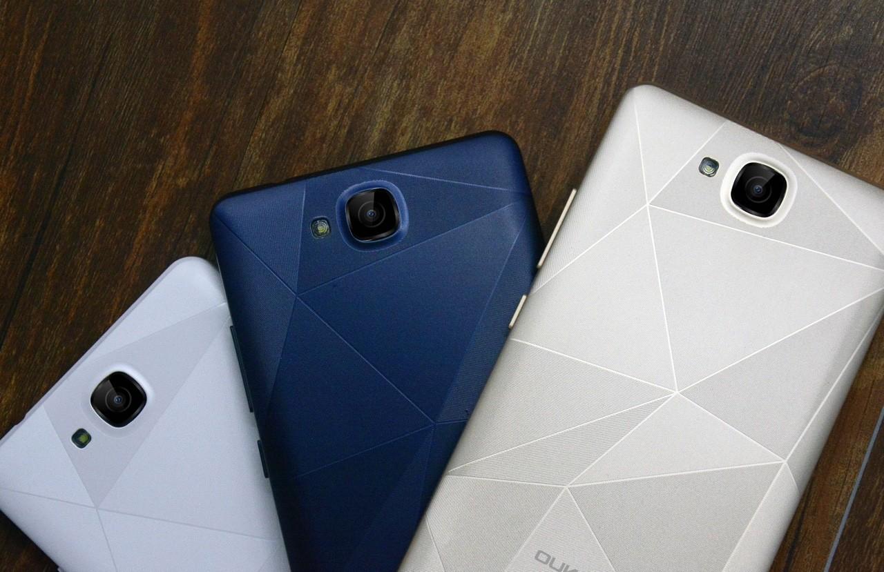 OUKITEL C3, lo smartphone Android da 48$, mostra le sue colorazioni in questo video