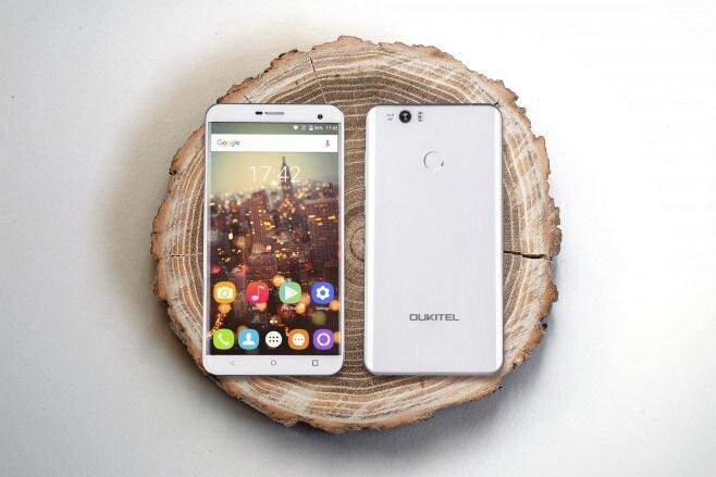Oukitel K6000 Premium render - 1