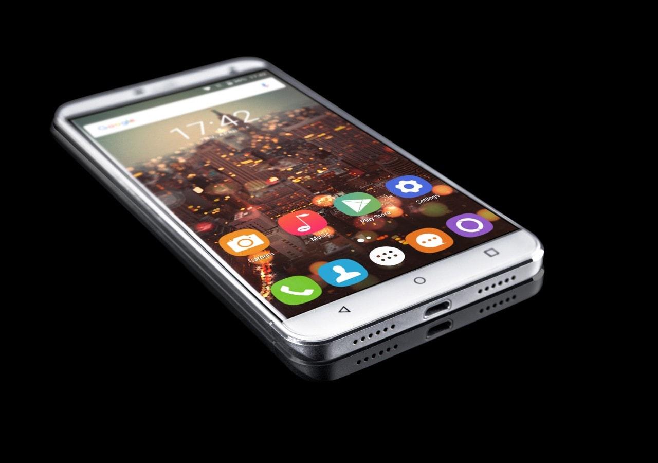 Oukitel K6000 Premium render - 3