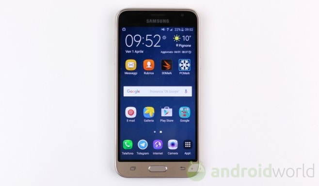Samsung Galaxy J3 (2016) - 2