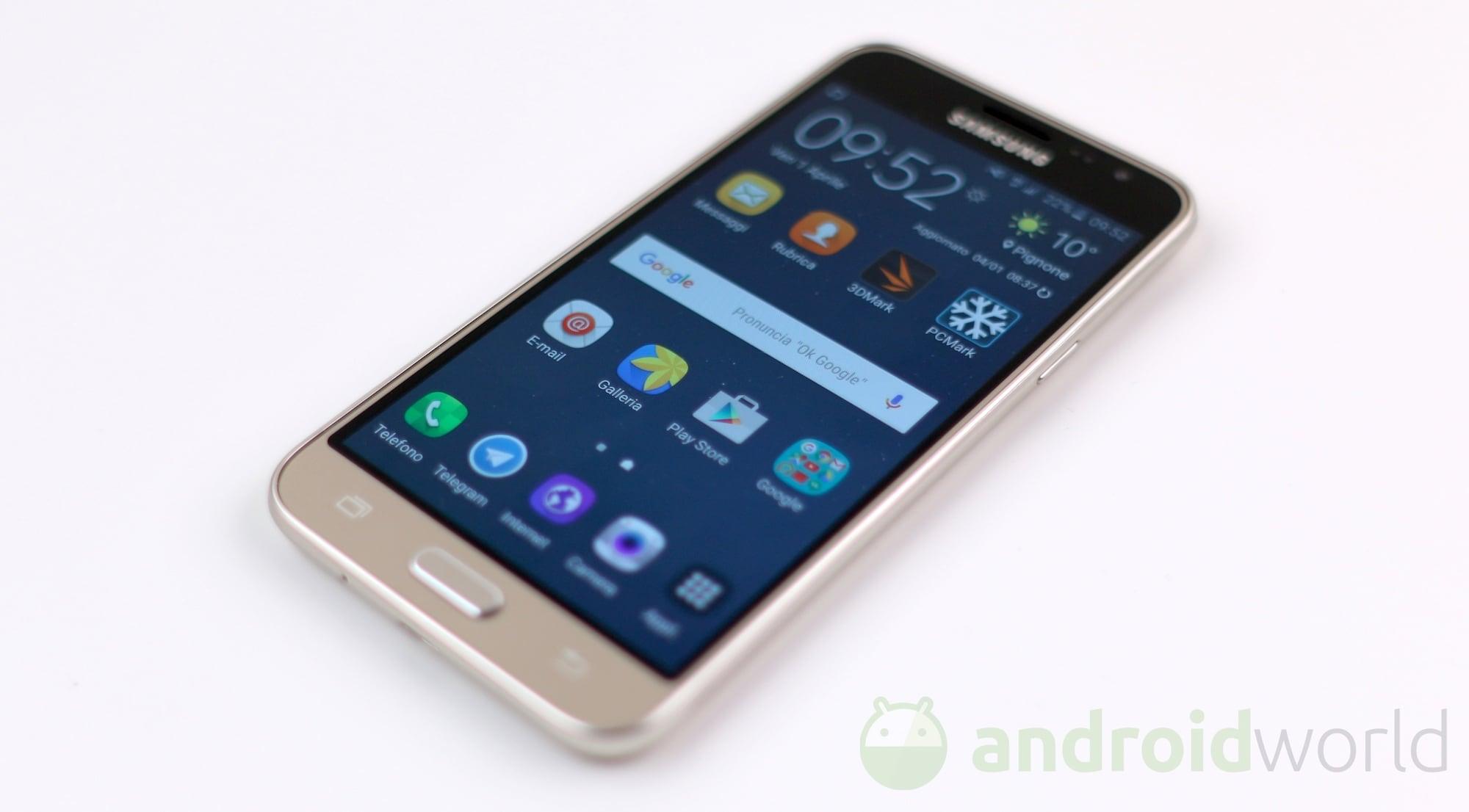 Home Design 3d Software Recensione Samsung Galaxy J3 2016 Dall Hardware Al