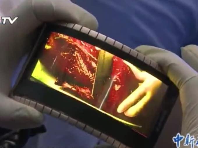 Se gli smartphone flessibili saranno come questo, probabilmente non ne vorrete uno (foto e video)