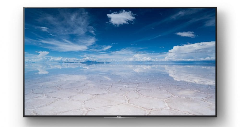 Sony Monitor Android TV