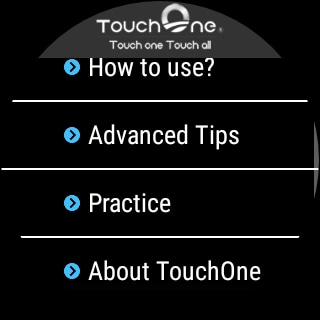TouchOne for Android Wear (5)