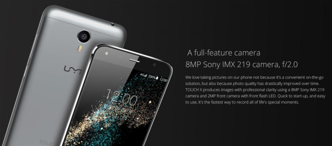 UMi Touch X - 1