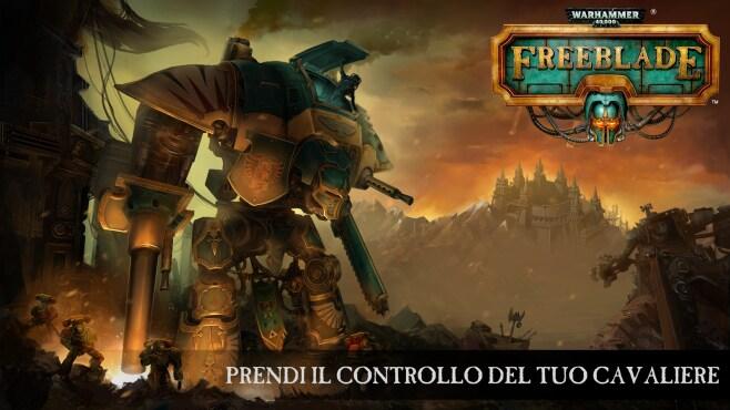 Warhammer 40000 Freeblade - 4