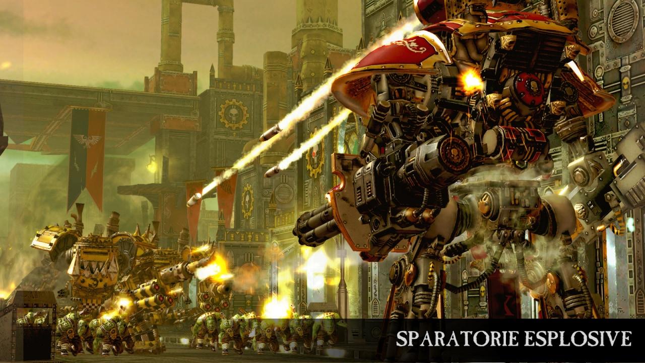 Lo spettacolare Warhammer 40000: Freeblade sbarca su Android (foto e video)