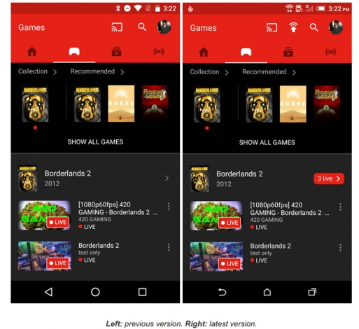YouTube Gaming - 2