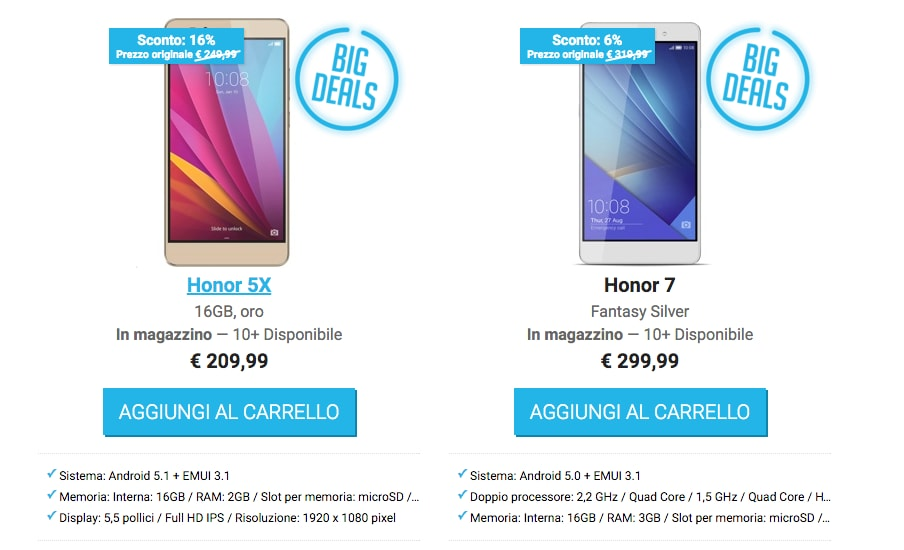 flash sale honor 5x e 7