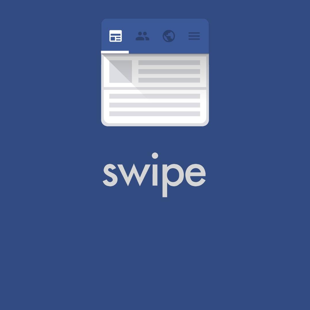 Swipe for Facebook si aggiorna e si sconta: metà prezzo per la versione Pro