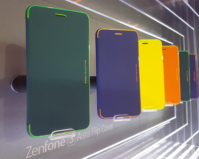 ASUS ZenFone 3 Aura Flip Cover
