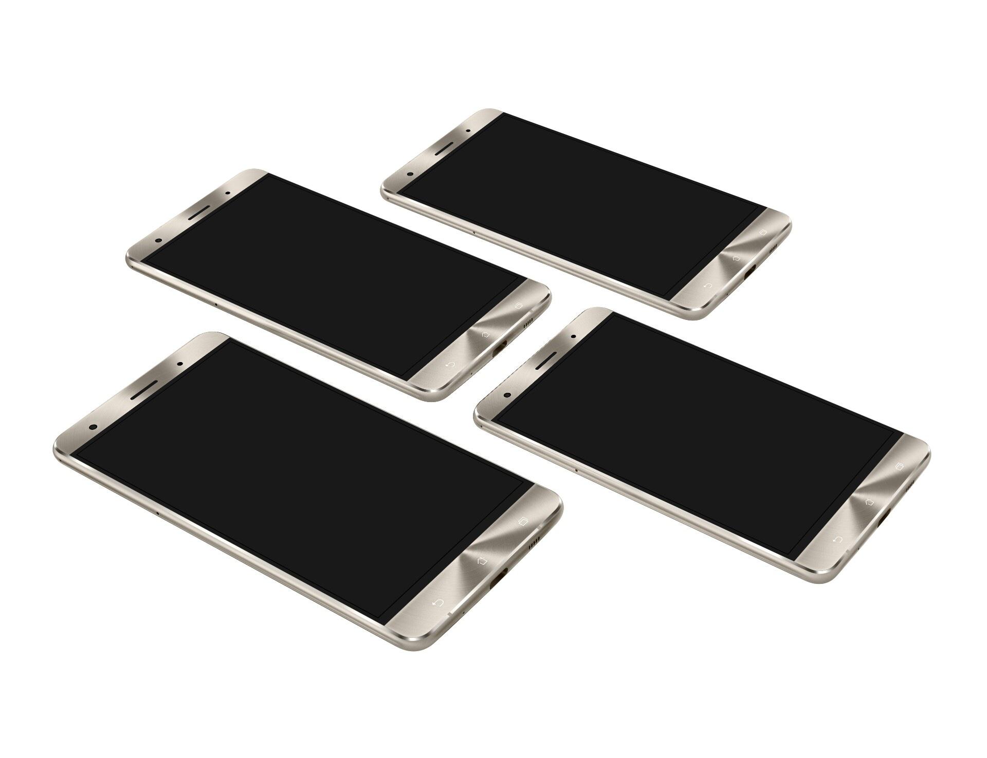 ASUS ZenFone 3 Deluxe – 1