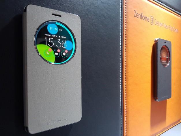 ASUS ZenFone 3 Deluxe View Flip Cover