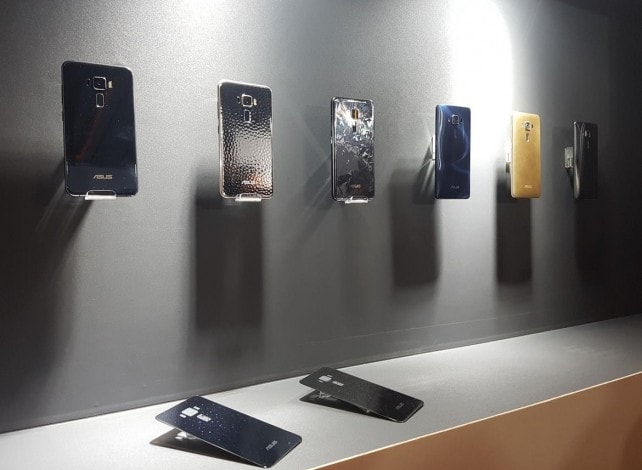 ASUS ZenFone 3 back cover - 1