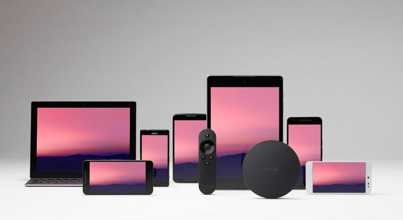 Android N tutti dispositivi