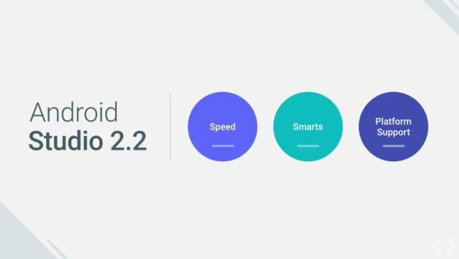 Google presenta Android Studio 2.2, con nuovo Layout Editor