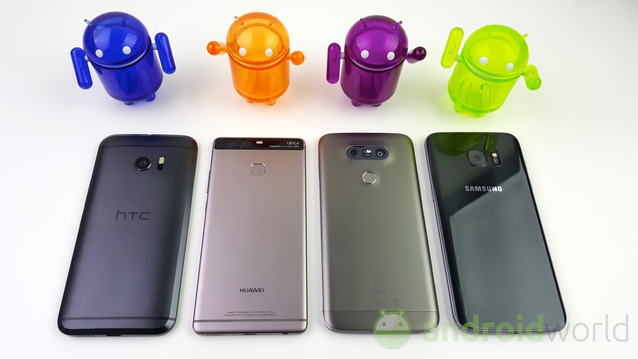 Android Top di gamma 2016 final