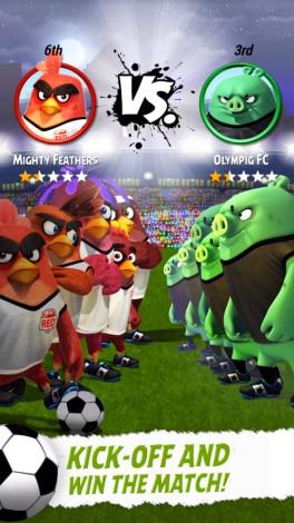 Angry Birds Goal! - 1
