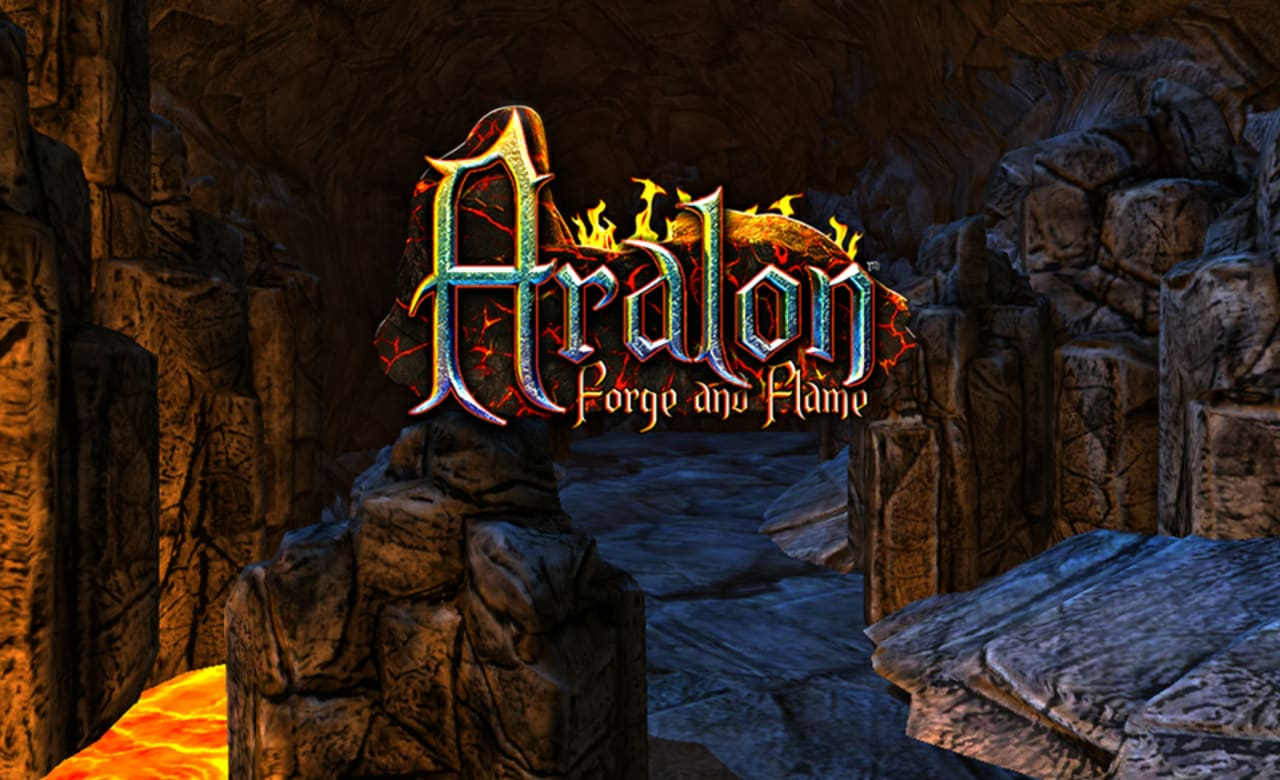 Aralon-Forge-and-Flame-Title