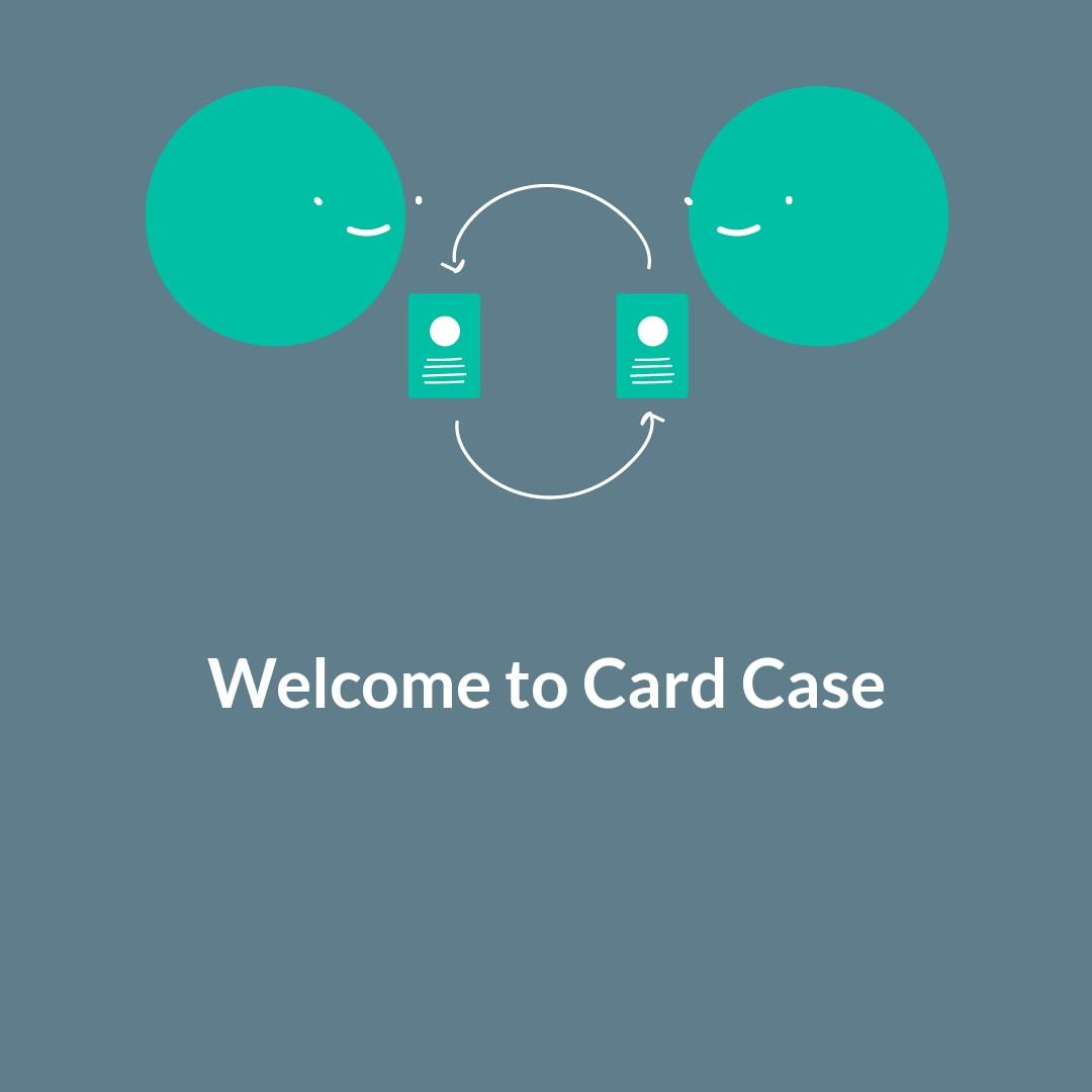 Scambiarsi contatti con persone vicine diventa semplice con Card Case (foto)