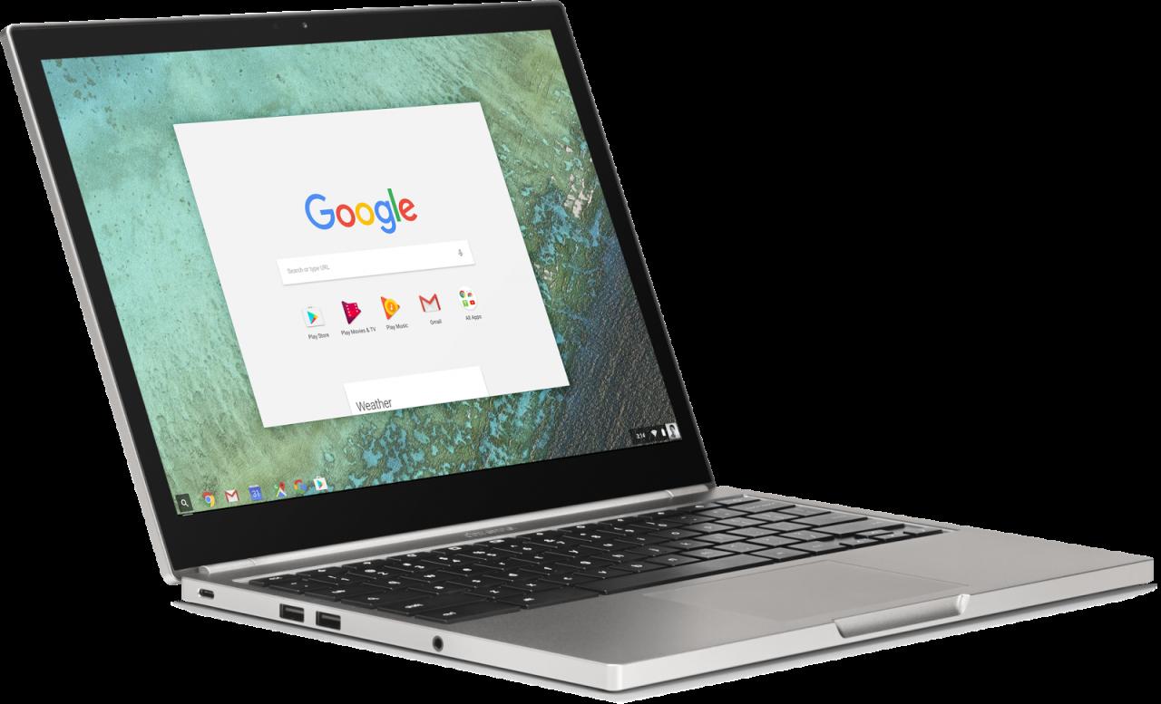 Chrome OS app Android