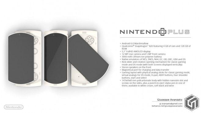 Concept Nintendo Plus - 5