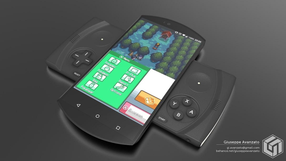 Concept Nintendo Plus - 6