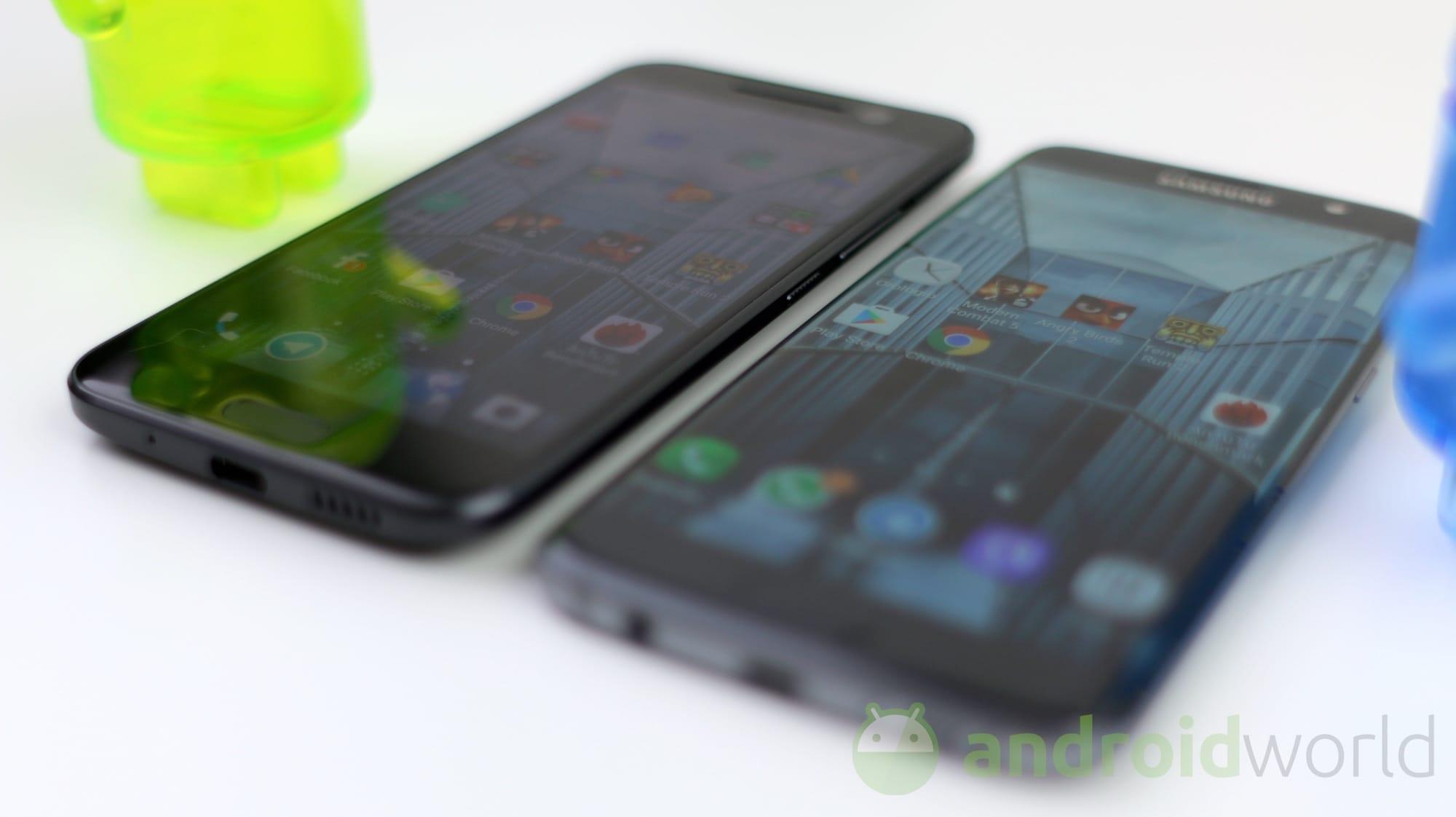 Confronto HTC 10 – Samsung Galaxy S7 edge – 4
