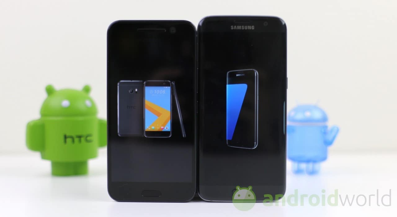 Confronto HTC 10 - Samsung Galaxy S7 edge - 9
