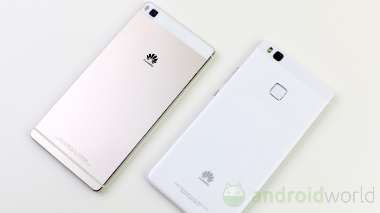 Confronto Huawei P8 - P9 Lite 05