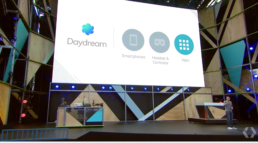 Daydream Android N Google I:O