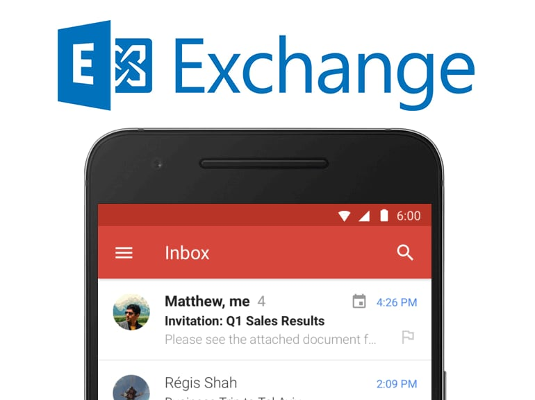 Gmail - Exchange