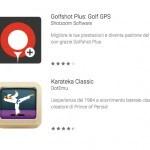 Golfshot Plus e Karateka Classic