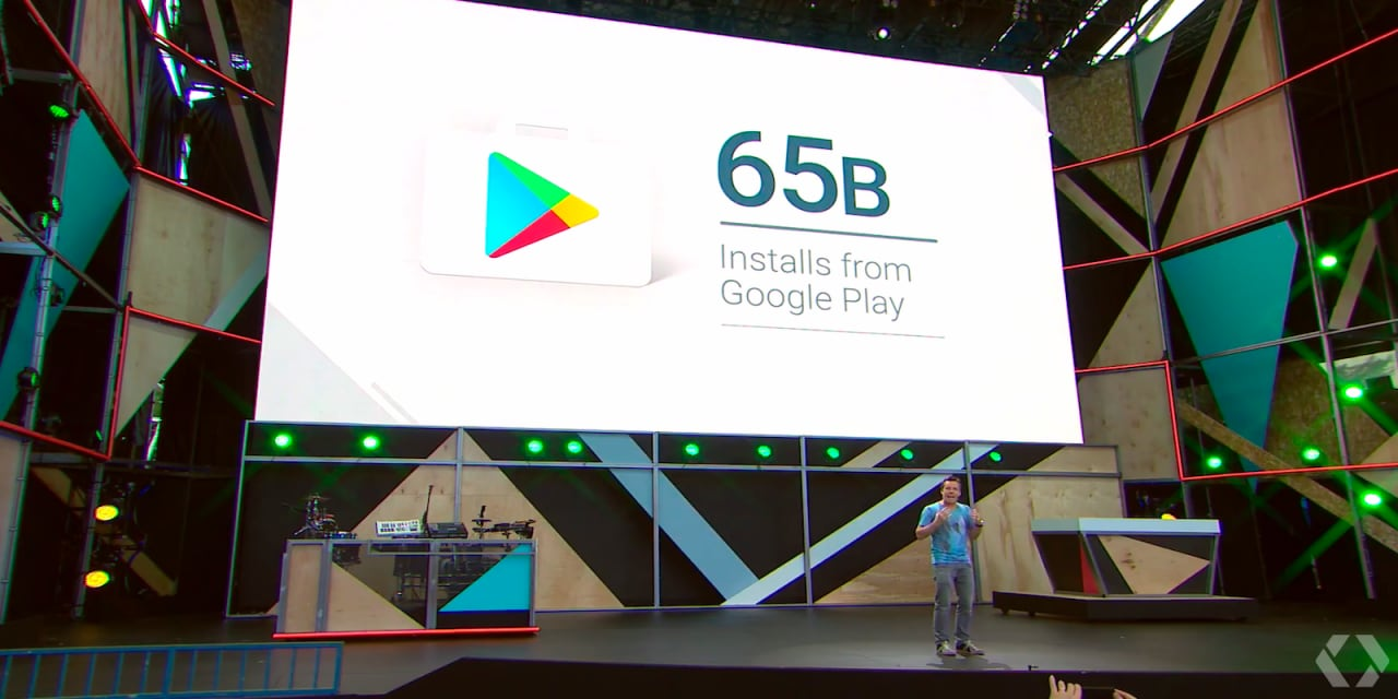 Google IO 2016 numeri - 1
