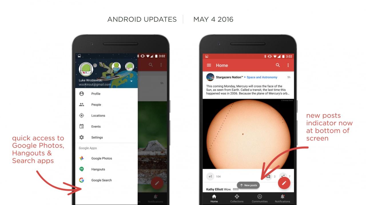 Google Plus 7.8