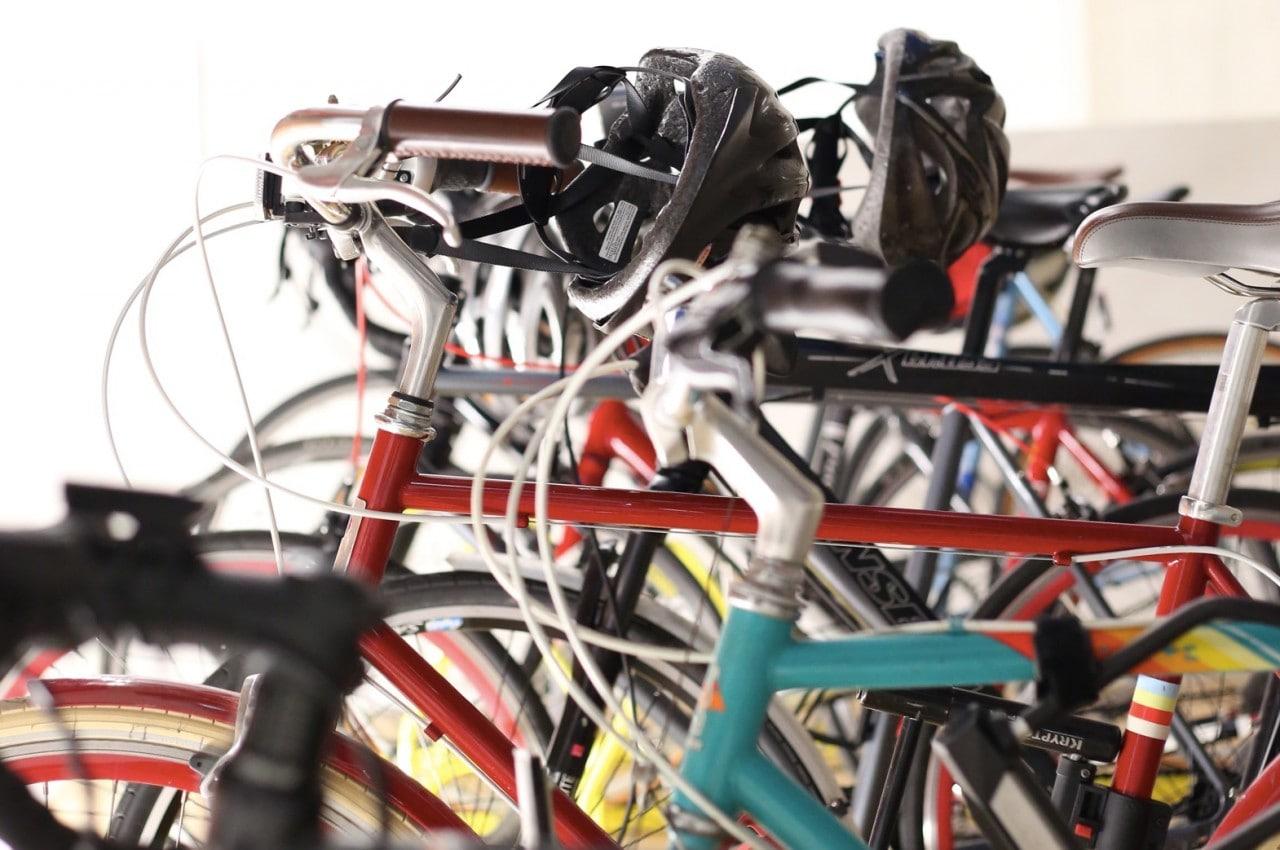 HERE bicicletta