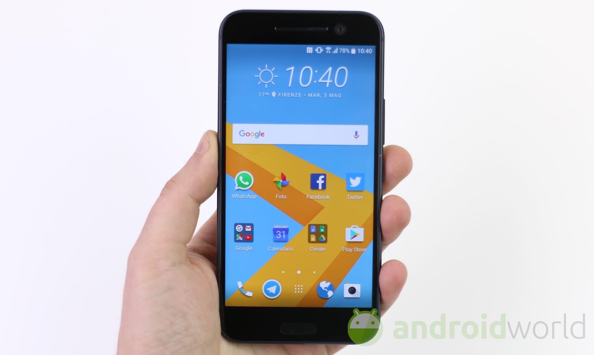Un HTC 10 con Nougat appare su GFXBench: aggiornamento in arrivo? (foto)