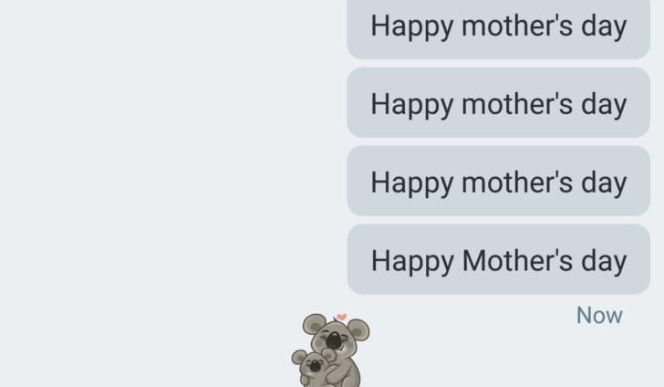 Hangouts vi aiuta ad essere più carini (e coccolosi) nel fare gli auguri alla vostra mamma (foto)