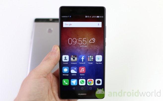 Huawei P9 Plus - 10
