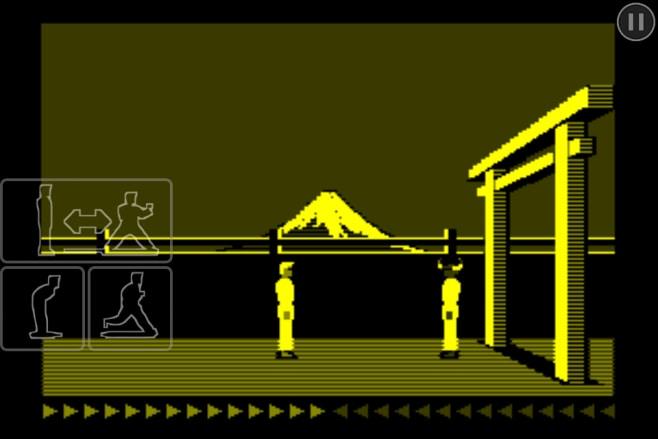 Karateka classic - 1