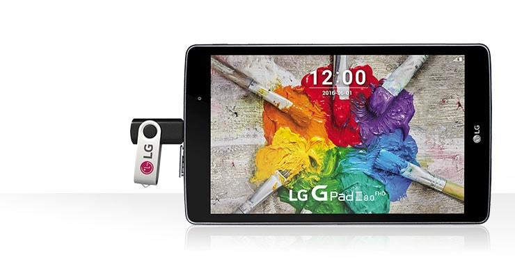 LG G Pad III 8.0 - 1