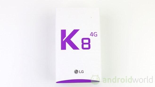 LG K8 4G - 1