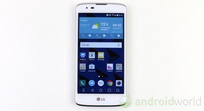 LG K8 4G - 2