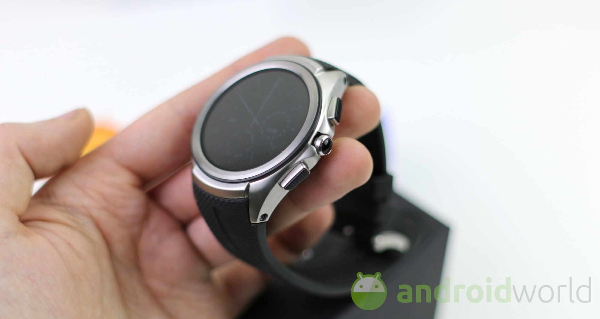 LG Watch Urbane 2nd Edition – 4